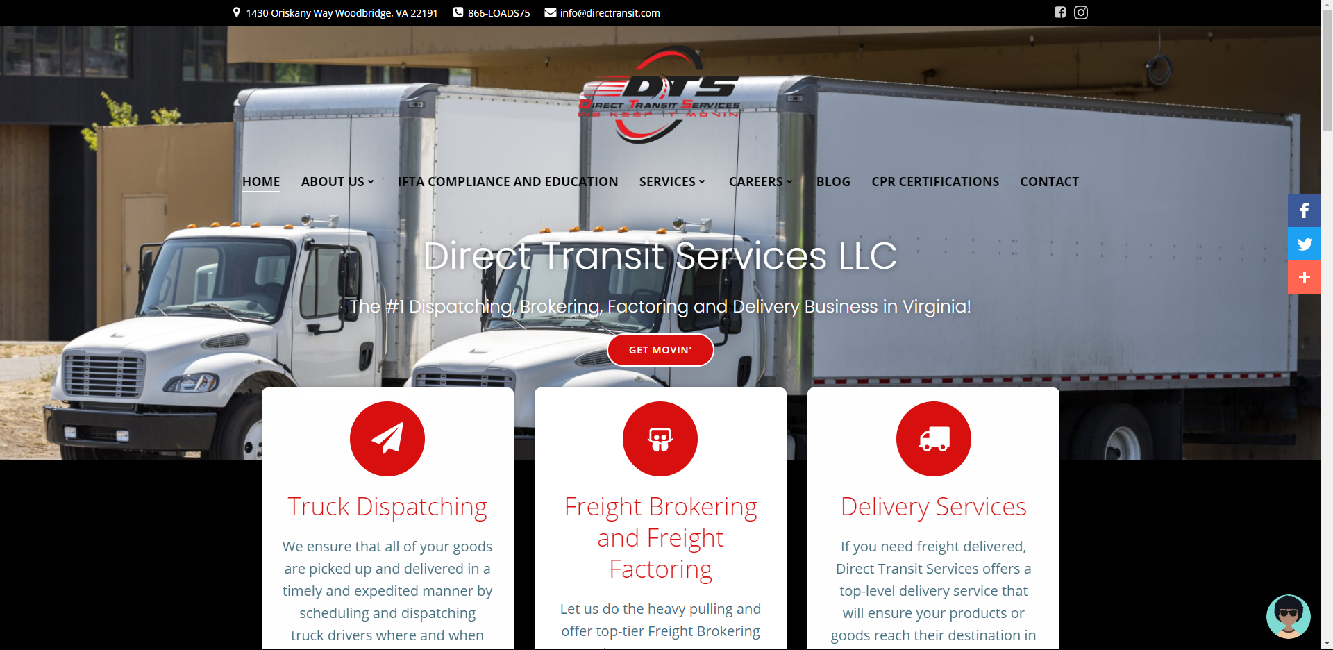 Direct Transit Services